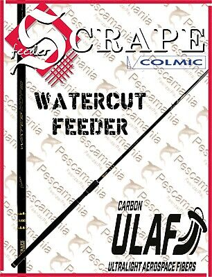Canna Colmic Scrape feeder WATERCUT 3,60mt. 60-90-120gr. method ledgering