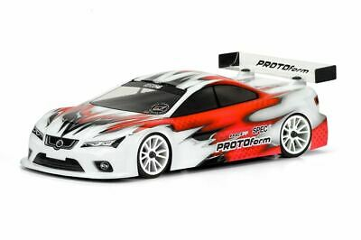 Proline Racing - Spec6 X-Lite Weight Clear Body for 190mm Touring Car