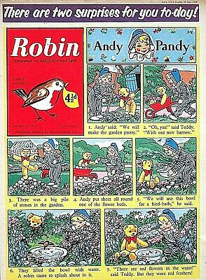 ROBIN - 30th MAY 1959 (25 - 31 May) RARE 60th BIRTHDAY GIFT !! Good..dandy eagle