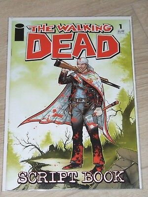 The Walking Dead - Script Book (2005 Image)