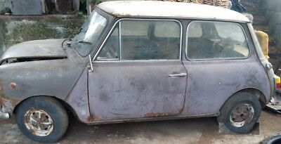 Innocenti Mini Cooper 1300 Export Epoca Anno 73 Con Documentazione X