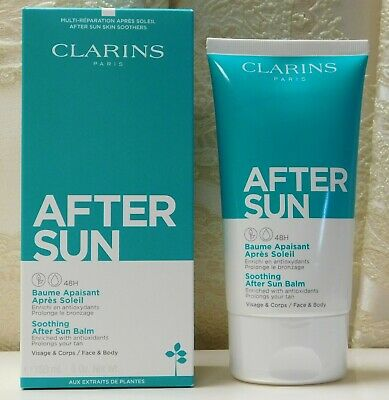 Clarins Lozione Dopo Sole  After Sun Sooting Balm 150 Ml