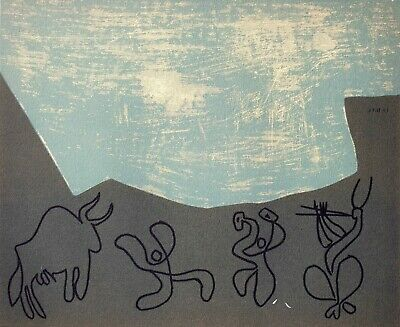 Pablo Picasso - Hand Signed Lithograph 100/100