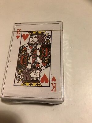 Professional Plastic Coated  Playing Cards  (New)