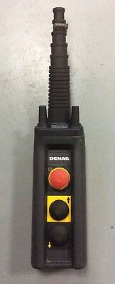 Demag DST3SP1 Solo 87425844 control switch pendant