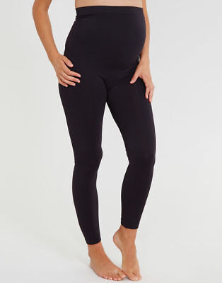 Emma Jane WOMEN'S Maternity Legging SIZE Medium COLOUR IN BLACK