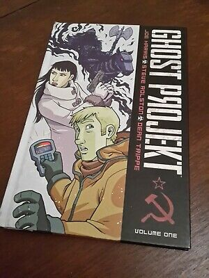 Ghost Projekt Vol 1. - HC - Oni Press - 2011 - Joe Harris & Steve Rolston