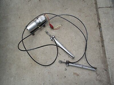 SEBRING CONVERTIBLE POWER ELECTRIC HATCH TOP HYDRAULIC HOSE HOSES 2002 02