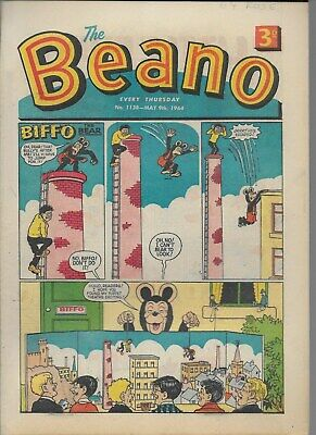 Beano Comic No 1138 May 9Th 1964