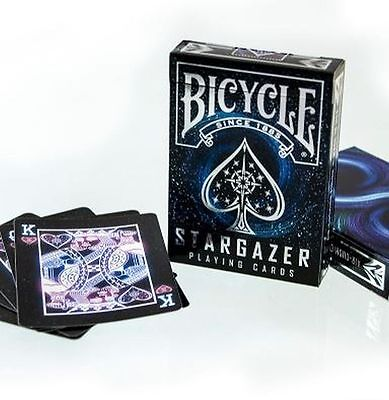 *stargazer* Genuine Bicycle Playing Cards New Sealed Qty:1 Deck.