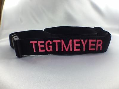 "Luggage Strap - 1 1/2"" wide - Personalized, Embroidered"