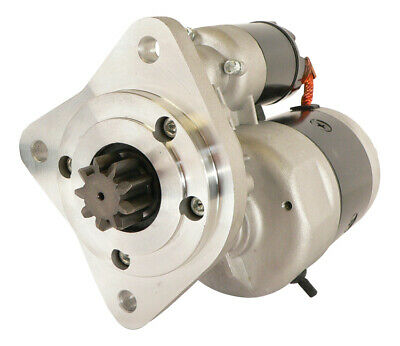 New Gear Reduction Starter Fits Deutz Fahr Dx606 5710992 1359027 1359073 1178686