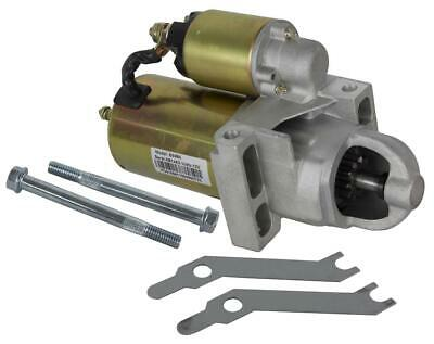 Racing Mini Starter Fit Chevy 305 350 454 Pmgr 3361910 1108429 323-1068 323-1701