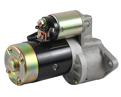 STARTER SHIBAURA DIESEL Fits Ford Tractor Compact