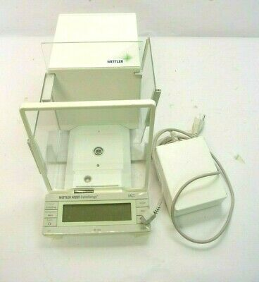 Mettler Toledo AT261 DeltaRange Lab Balance Scale - Works, w/ issues - READ