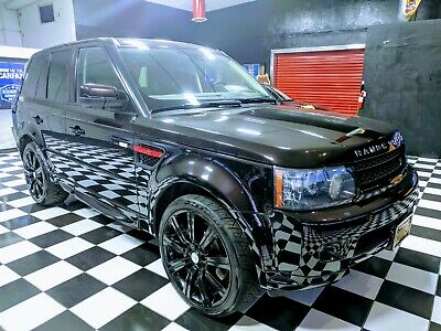 2010 Land Rover Range Rover Sport  2010 Land Rover Range Rover SuperCharged Sport