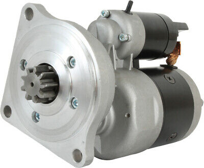 New Gear Reduction Starter Fits Fiat-Hesston 85.55 859 63216826 11130526 4699705