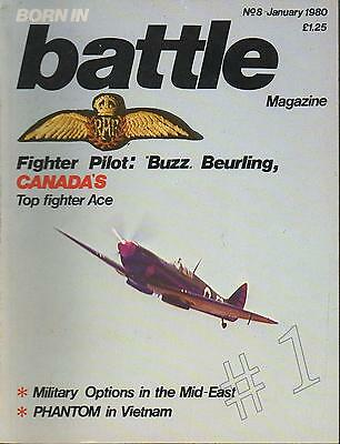 Born in BATTLE Magazine January 1980 Buzz Beurling PHANTOM in Vietnam