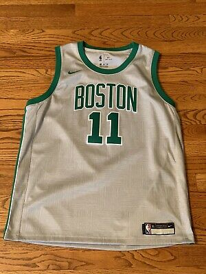 00691b8ac11 Nike Nba Boston Celtics Kyrie Irving City Ed Swingman Jersey Size Youth Xl