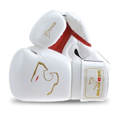 Bravose Alpha™ Premium Quality Boxing Gloves for Bag and Sparring