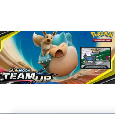 50x Sun and Moon Team Up Pokemon PTCGO Online Codes In Hand Sent via Messages