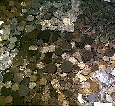 ☆ ESTATE SALE US/World Coin Lots! ☆ 25 ITEMS! ☆ GOLD / SILVER / ROMAN / PROOF ☆