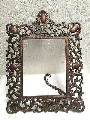 Beautiful Large Ornate Antique French Picture Frame