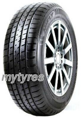 4x SUMMER TYRES HI FLY Vigorous HT601 245/70 R16 111H