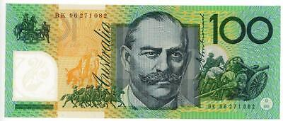 1996 Australian Polymer $00.00 Banknote UNC - BK96 271082 - 1st Year of Issue!