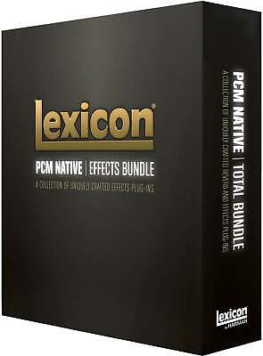 Lexicon PCM Native Effects - ESD