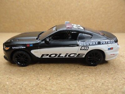 1:18 MAISTO XENON 2015 FORD MUSTANG GT  POLICE POLIZEI LED-BELEUCHTUNG