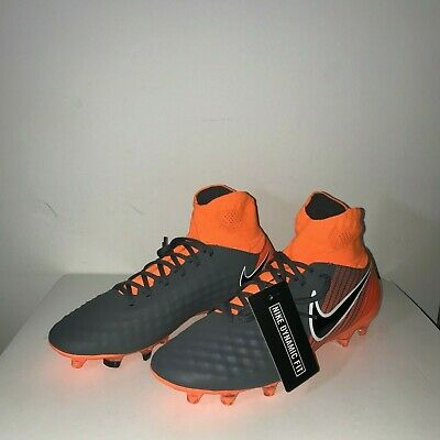 e1d5eea6014 Nike Magista Obra II 2 Pro DF FG Soccer Cleats Youth Size 6 Women 7.5 AH7308