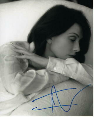 ISABELLE HUPPERT - SIGNED AUTOGRAPHED 8x10 PHOTO - FRENCH BEAUTY, HOT, GRETA 2