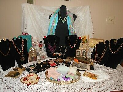 Vintage-Now Jewelry&Collectibles some marked Stunning Unique lot!