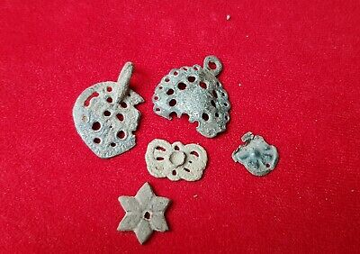 Metal detector findings - Roman, Celtic period - bronze , .