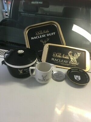 Macleay Duff scotch whisky collectables