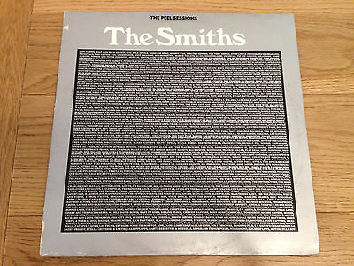 THE SMITHS The Peel Sessions UK 12'' VERY GOOD ++ to MINT MORRISSEY