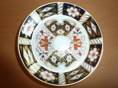 Royal Crown Derby - Imari pattern 2451  -  10.5 cms pin dish