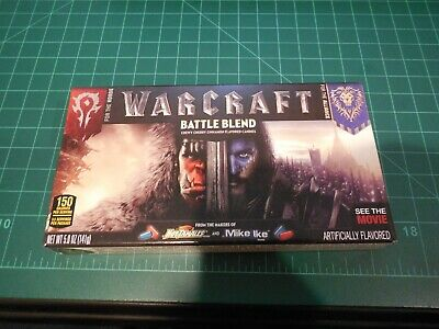 Warcraft Battle Blend Special Edition Candy  mike and ikes, hot tamales