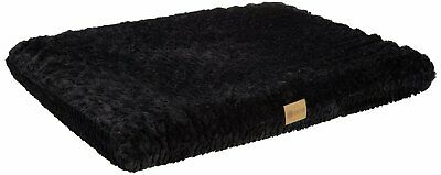 "American Kennel Club Orthopedic Crate Pet Bed (Black)- 24"" x 19"""