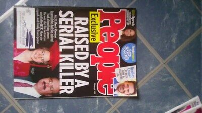 People Magazine January February March  2019 Lot Of 5 Issues