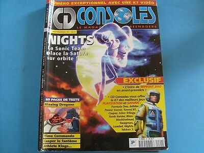 Cd Consoles Magasine N° 20