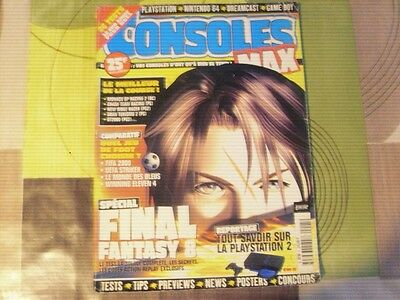 Consoles Max Magasine N° 5 Special Final Fantasy 8