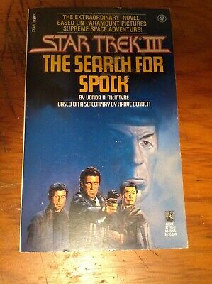 Star Trek III The Search for Spock by Vonda N. McIntyre (Paperback)