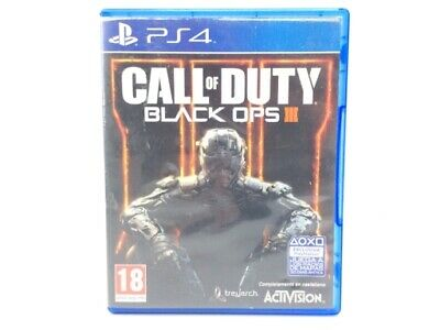 Juego Ps4 Call Of Duty Black Ops Iii Ps4 4645576