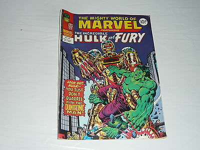 Marvel Comics Rampage Incredible Hulk and Fury no275 stored since 1970s Quintron