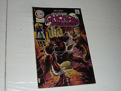 Charlton Comics The Many Ghosts of Doctor Graves no52 45 superhero 1970s vintage