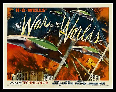 The War Of The Worlds Radio Shows Collection Audiobook Mp3-Cd Science Fiction