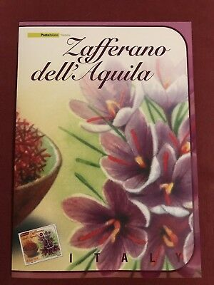 Folder Made In Italy Zafferano Dell Aquila 2008