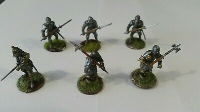 28mm perry miniatures Plastic MAA X 6